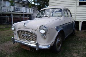 Morris Major Mark 1 1958 Sedan FOR Restoration in Kingaroy, QLD