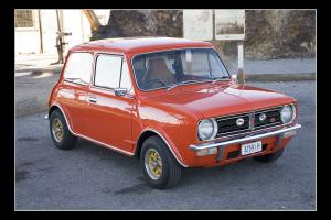 Leyland Mini Clubman S in Broken Hill, NSW