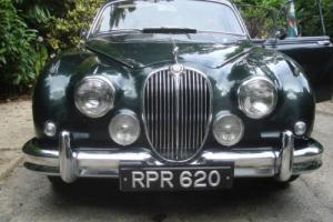 JAGUAR 3.8 GREEN OVERDRIVE Photo