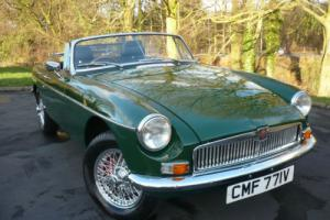 "1979 ""V"" MGB Roadster 1.8 Manual"