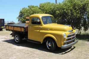 Chrysler Fargo ONE Tonne Truck Trayback in Bega, NSW