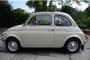 GORGEOUS FIAT 500F, 1968, ONLY 14K MILES FROM NEW! BEST AVAILABLE!!