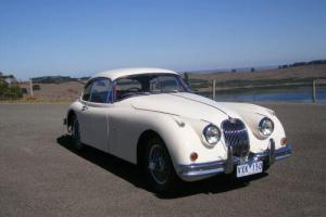 1958 Jaguar XK150 Coupe Photo