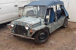 Leyland Mini Moke NO Reserve in Urangan, QLD