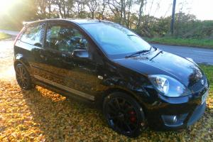 2007 FORD FIESTA ST 2.0 metalic BLACK 72500 IN LINCOLN 07943 521227