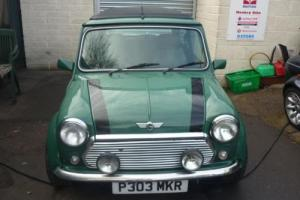 Rover Mini with Full Sunroof
