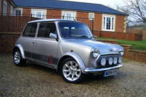2000 W ROVER MINI COOPER SPORT SPECIAL FACTORY ORDER IN PURE SILVER 32000 MILES Photo