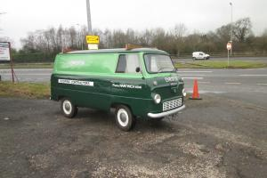 FORD THAMES 15 VAN TAXED AND TESTED 1963