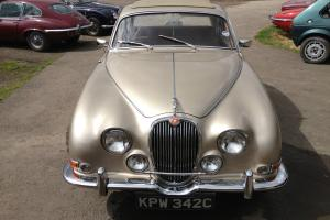 Jaguar S-Type 3.4 1965 Photo