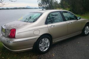 Rover 75 2001 Connoisseur SE in Banora Point, NSW