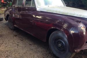 Bentley S1 approx 1955