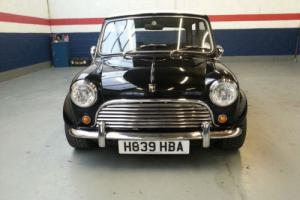 1991 Rover Mini Checkmate 1275 Twin SU Cooper