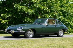 Jaguar E Type 4 2 Series 1 1967 2D Coupe 3 SP Automatic 4 2L 3 Carb
