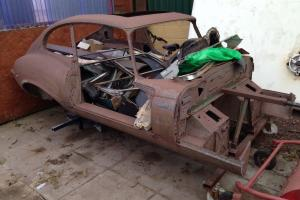 E Type Series 3 FHC Project for restoration 1972 Manual Gearbox