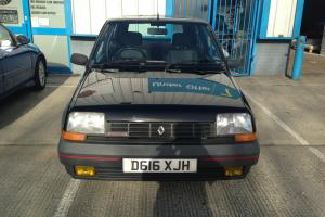 Renault 5 gt turbo phase1