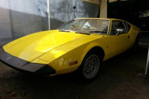 Other Makes : Pantera Detomaso