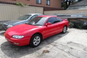 Mazda MX6 4WS 1994 2D Coupe 5 SP Manual 2 5L Multi Point F INJ in Rockdale, NSW