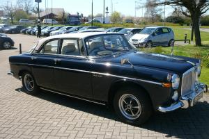 ROVER P5B, FOR FURTHER RESTORATION  Photo