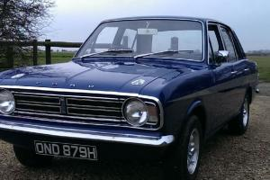 ford cortina mk2 1600gt stunning potential show winner