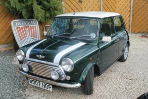 May 2000 Rover Mini Cooper 1275
