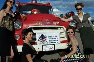 Dodge : Other Pickups Fire Truck