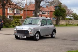 1984 classic mini 998cc mini 25 edition fsh exceptional  Photo