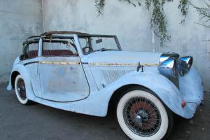 Jaguar : Other Drop Head Coupe Photo