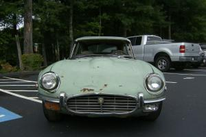 Jaguar : E-Type 2+2