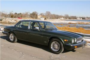 Jaguar : XJ 4dr Sedan Photo