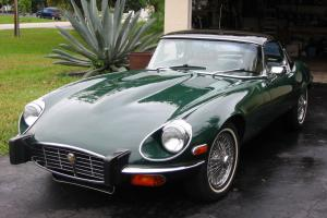 Jaguar : E-Type Open two seater - OTS Photo