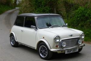 1999 Rover Mini Seven On Just 6000 Miles From