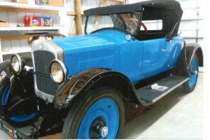 1924 Huppmobile Model R Roadster