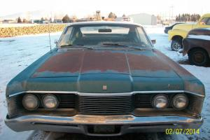 Mercury : Other FASTBACK