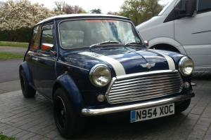 classic mini cooper only 37000 miles