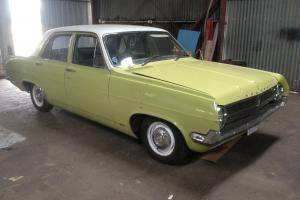 HD Holden Sedan Very Rare Bullfinch Green Tuff Engine Trimatic Stallconvertor HR