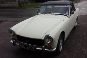 AUSTIN HEALEY SPRITE 1971 EXELANT CONDITION