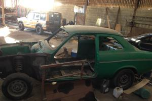 MK1 FORD ESCORT 1300 SPORT GREEN
