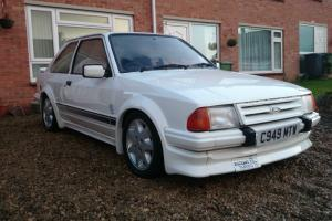 Ford Escort S1 Turbo Photo