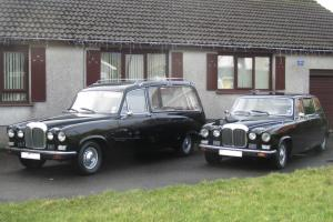 1989/1992 DAIMLER DS420 LIMOUSINE AND HEARSE
