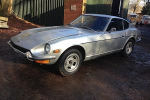 Datsun 240z,1970 ,rock solid original car with subtle performance mods ,mot'd