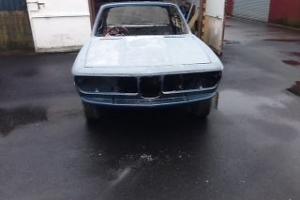 BMW 3.0 CS Coupe 1971 last of the hand built BMW's