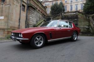 1971 Jensen Interceptor 6.3 Auto 3 Door Red