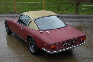 1973 Lotus Elan + 2 130 'S' **NO RESERVE** £1 start!