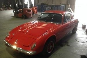 LOTUS ELAN PLUS 2