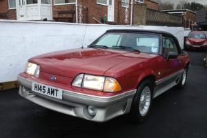1990 FORD MUSTANG 5.0 GT Convertible Photo