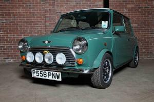 ++ CONCOURS CONDITION ++ CLASSIC MINI COOPER 35 LIMITED EDITION ++ Photo