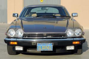 Jaguar : XJS California