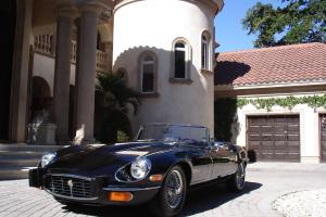 Jaguar : E-Type XKE Series III Photo