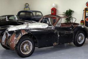 Jaguar : XK XK 120 Drophead Coupe Photo