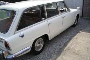 Triumph 2000 1966 MK1 Estate  Photo